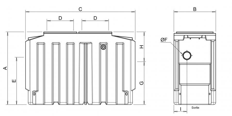 s parateurs d 39 hydrocarbures avec d bourbeur v100 sans by. Black Bedroom Furniture Sets. Home Design Ideas